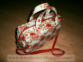 Summer Bag for rainy days 2     wesens-art.blogspot.com