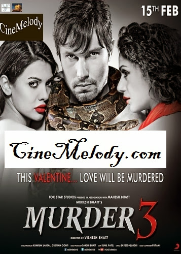 Murder 3  Hindi Mp3 Songs Free  Download  2013