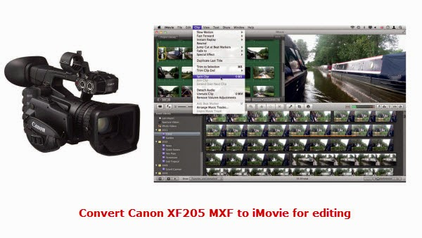 how to make a professional music video on imovie