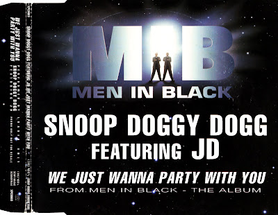 Snoop Doggy Dogg Feat. JD - We Just Wanna Party With You (Men In Black)-Promo-CDS-1997