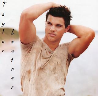Foto Taylor Lautner - Aktor Ganteng Hollywood | Saraung Blue Sky