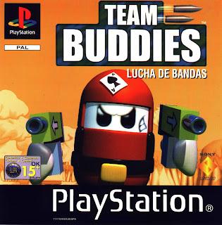 [Lista] Los 15 mejores juegos de la historia de Playstation - Team Buddies
