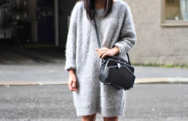 knit sweater mid season