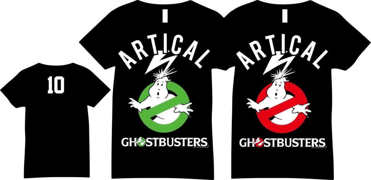 Ghostbusters × Artical オフィシャルコラボ‼