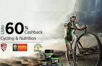 Buy Cycle & Nutrition 60% cashback : BuyToEarn