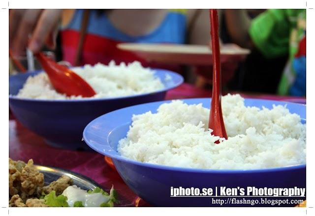 味知旅:Pulau Pangkor 椰林饭馆 (2)