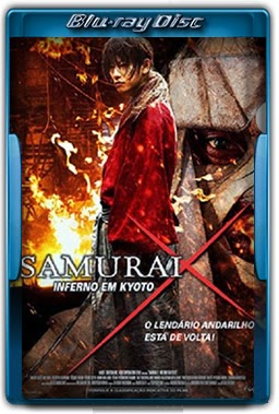 Samurai X - O Inferno de Kyoto Torrent Dual Audio