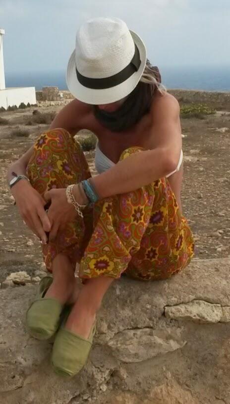 Gipsy pants - Formentera
