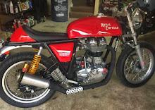 Royal Enfield Motorcycles: 1971 Royal Enfield powered ...