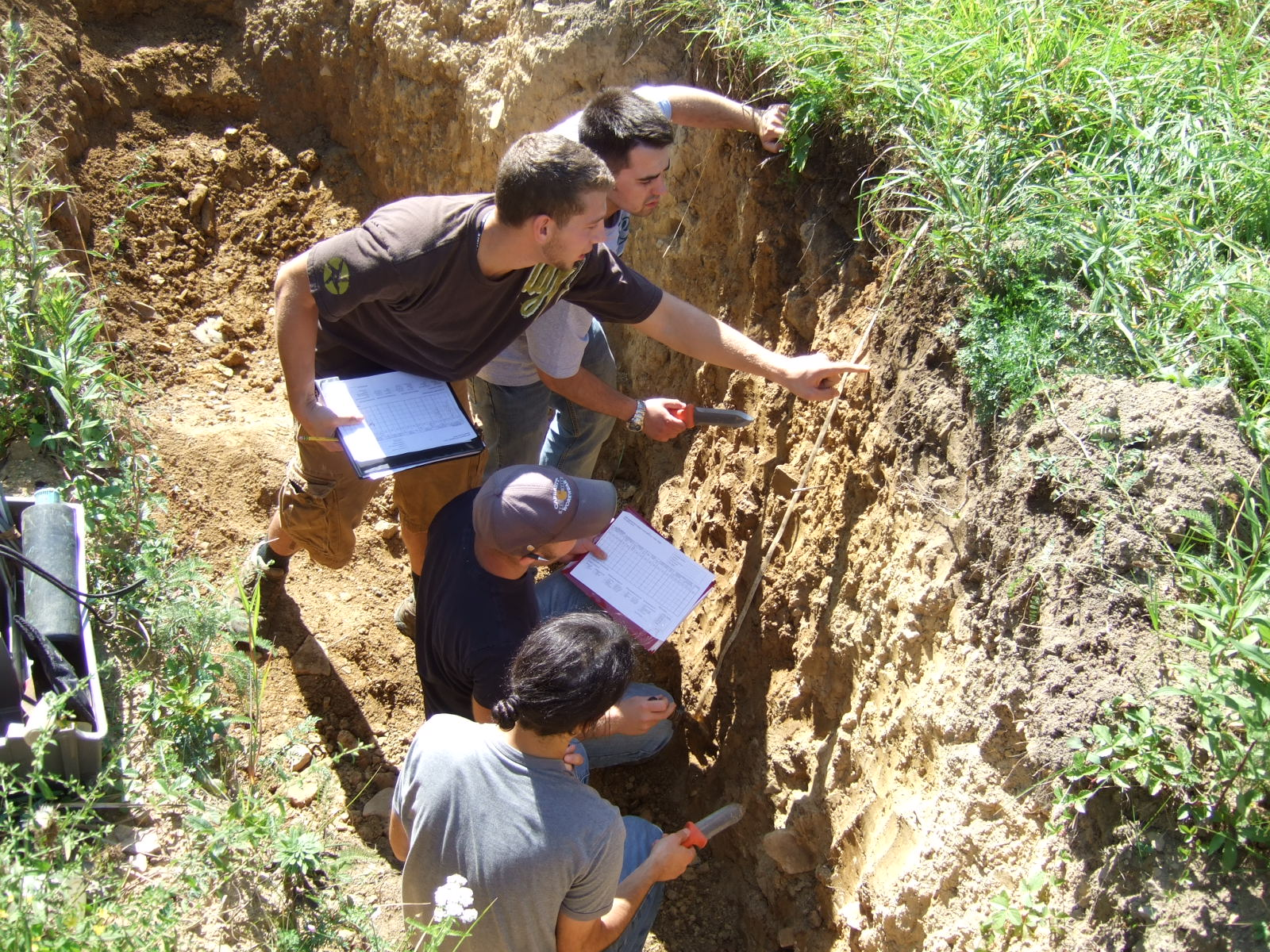 Penn state soil science soil science option in for Soil environment