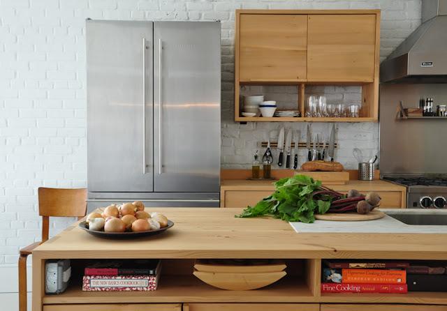 Cozinha se tornou o cora 231 227 o da casa o piso laminado foi unificado