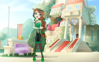 Ever After High, Dibujos, parte 1