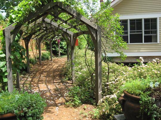 Arredamento provenzale giardino provenzale - Giardini country ...
