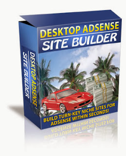 Desktop Adsense Site Builder