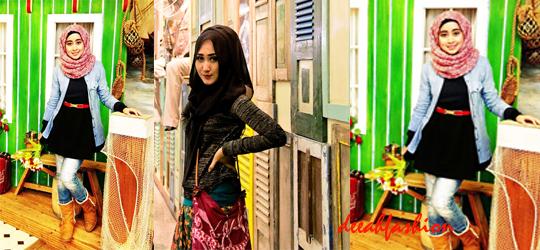 Baju Muslim Untuk Travelling Travel Time Part 2