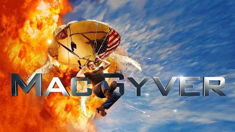 Série MacGyver - 2ª Temporada  Torrent