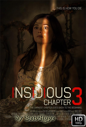 Insidious 3 [1080p] [Latino-Ingles] [MEGA]