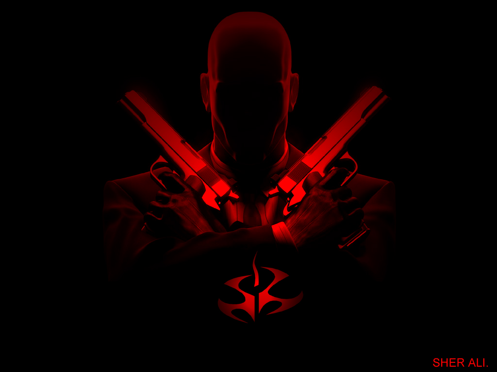 Hitman HD Desktop Wallpapers for Widescreen