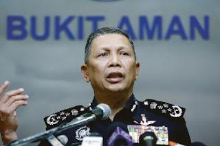Ketua Polis Negara Tan Sri Ismail Omar Meninggal?