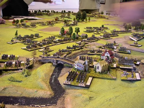 My 6mm Napoleonic set up.