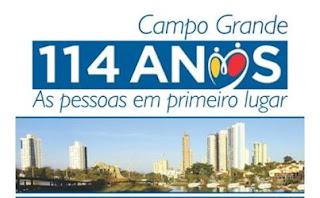 Campo Grande - 114 anos