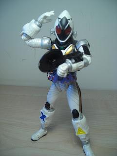 SH Figuarts Kamen Rider Fourze Module Set 01 Radar 01