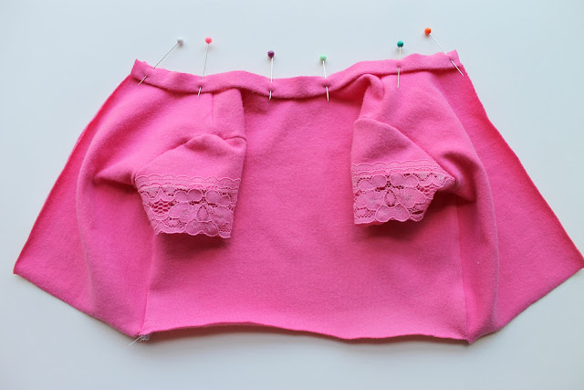Serving Pink Lemonade: How to Sew a Shirt for an 18 Inch ...