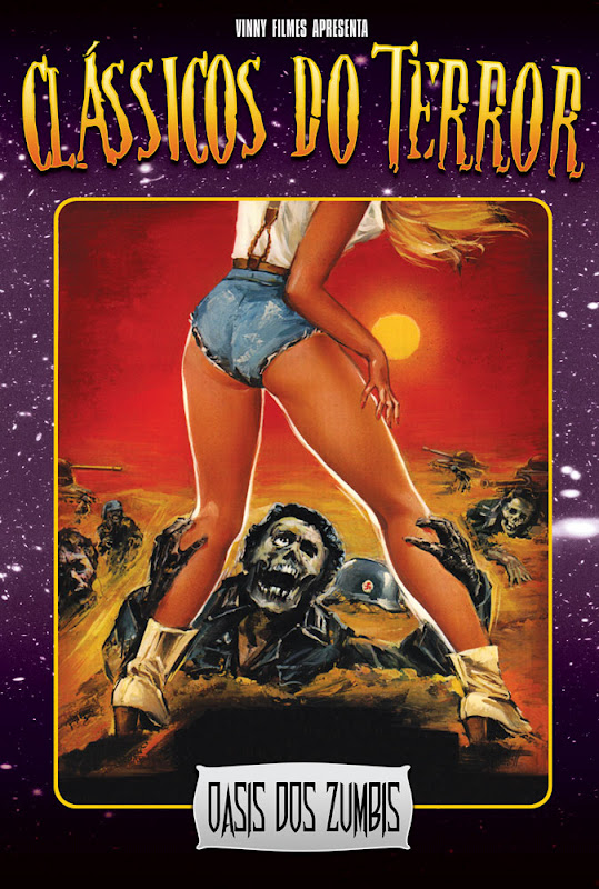 Filme Poster Oasis dos Zumbis DVDRip XviD & RMVB Dublado