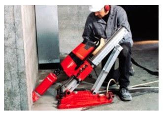 Harga Jual Mesin Coring Beton Hilti DD 200