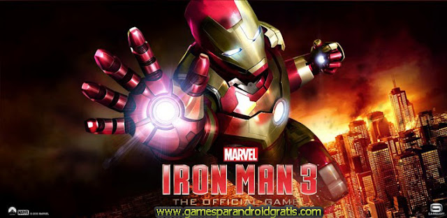 Download Iron Man 3 - The Official Game Apk v1.0.3