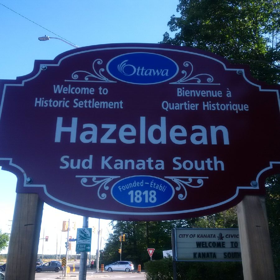 Happy Birthday Hazeldean!