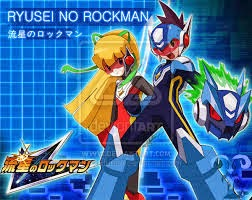 Phim Mega Man Star Force