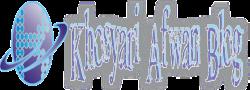 Khosyari Afwan Blog