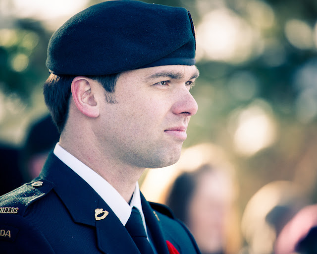 Calgary Military Portrait Photography