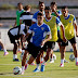 Juanpi y Rescaldani suplen a Antunes y Duda en la lista del Málaga para Valencia