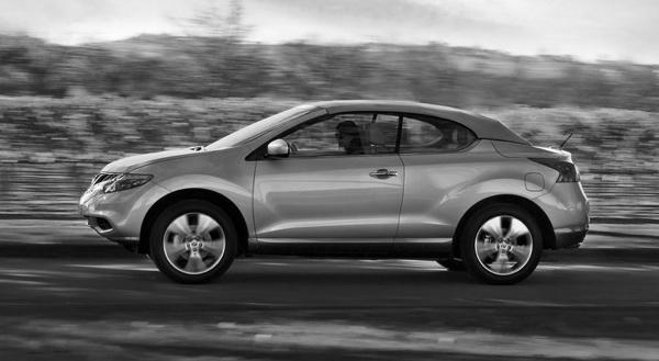 2012s The Bad 8  Nissan Murano CrossCabriolet  GOOD CAR BAD CAR