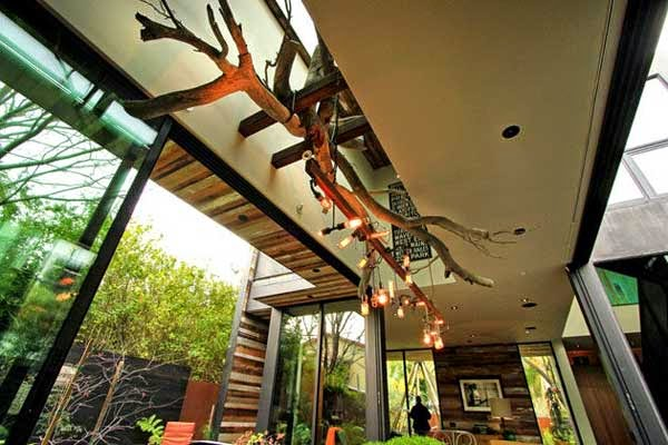 30 creative diy ideas for rustic tree branch chandeliers do it