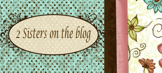 Logo 2 Sisters on the blog