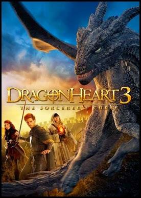 Coração de Dragão 3: A Maldição do Feiticeiro - Dublado