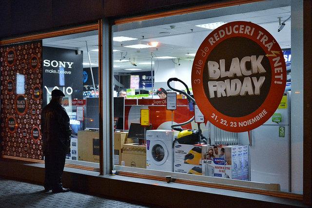 el black friday llegó a google play store