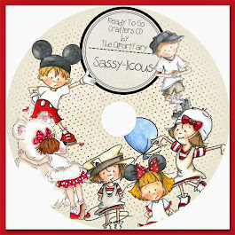 READY TO PRINT SASSYLICIOUS CD