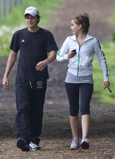 Johnny Simmons and Emma Watson Are Dating - Emma Watson - Zimbio