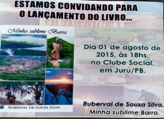 MINHA SUBLIME BARRA LANÇAMENTO