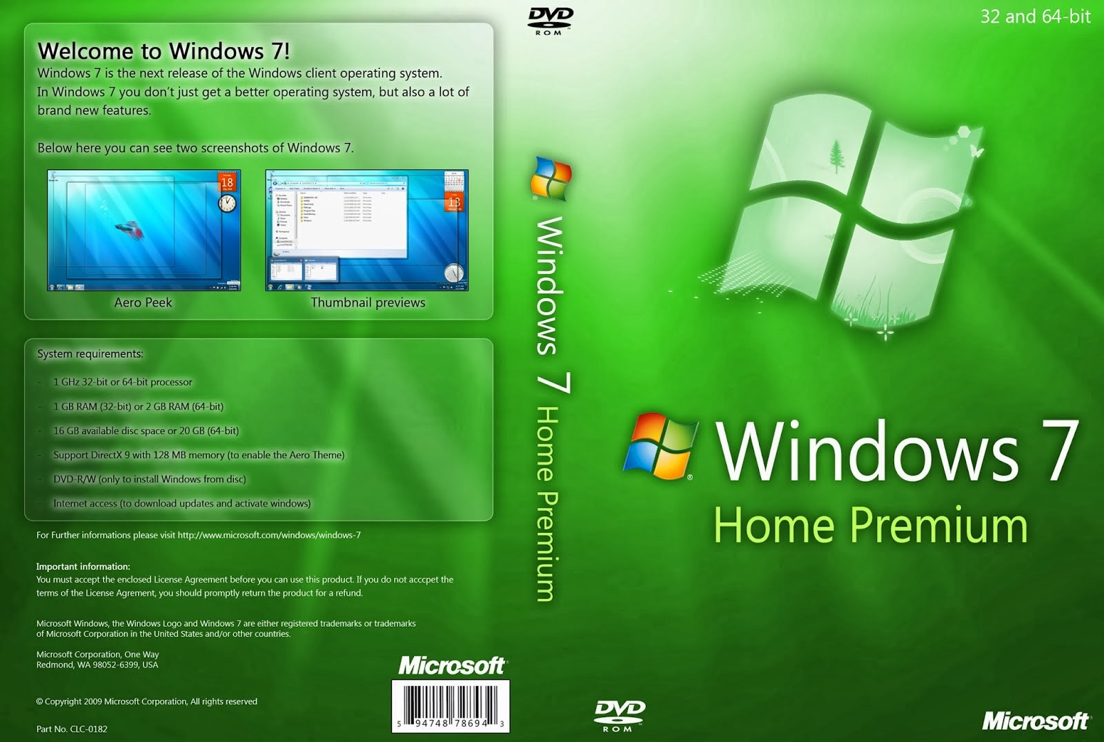 microsoft windows 7 official iso download links