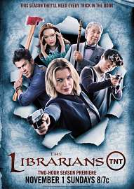 The Librarians 2x1 Online