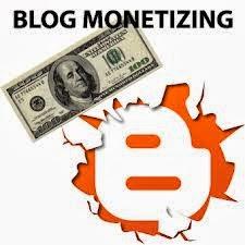 penghasilan dari blog