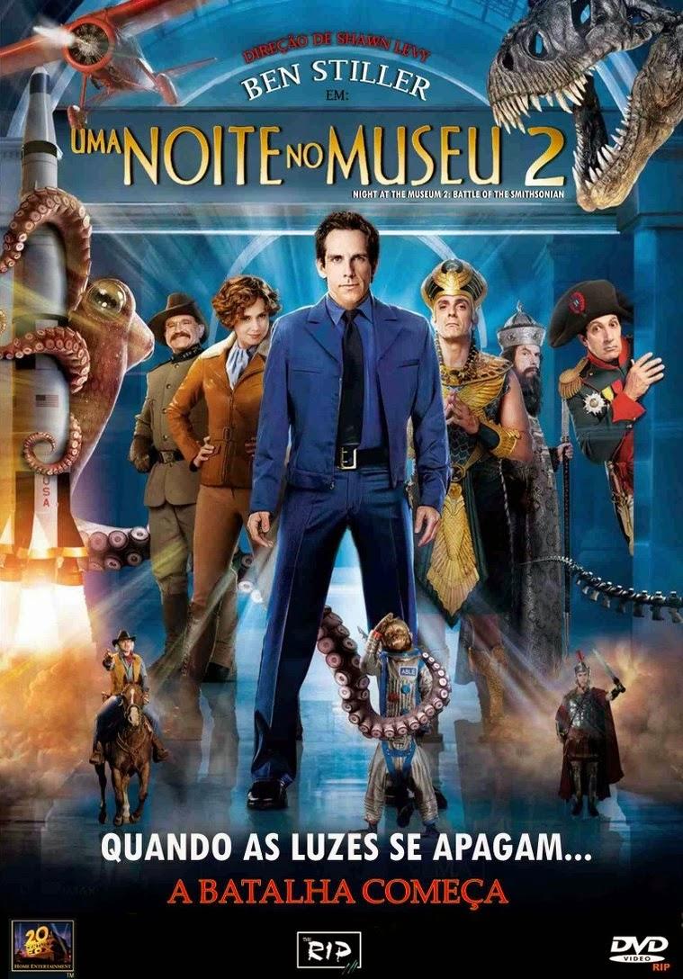 Uma Noite no Museu 2 – Legendado (2009)