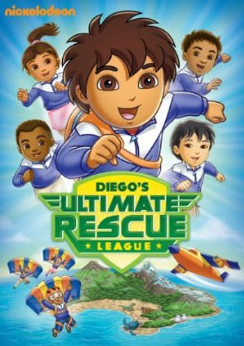 Diego Go Ultimate Rescue League
