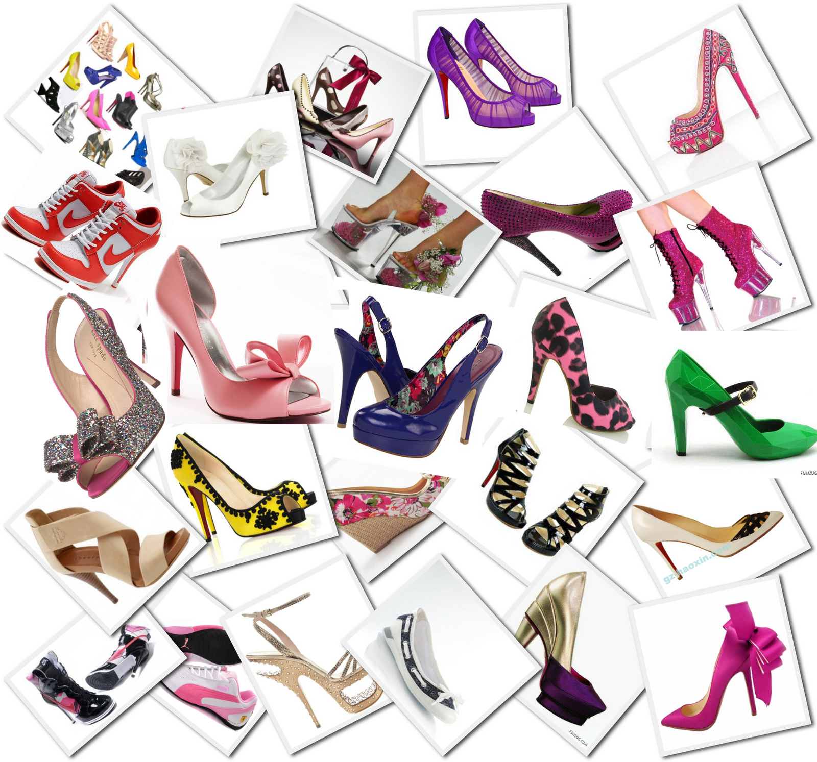 Lastest  Types Of Shoes We Firstly Need To Know Different Types Of Heels