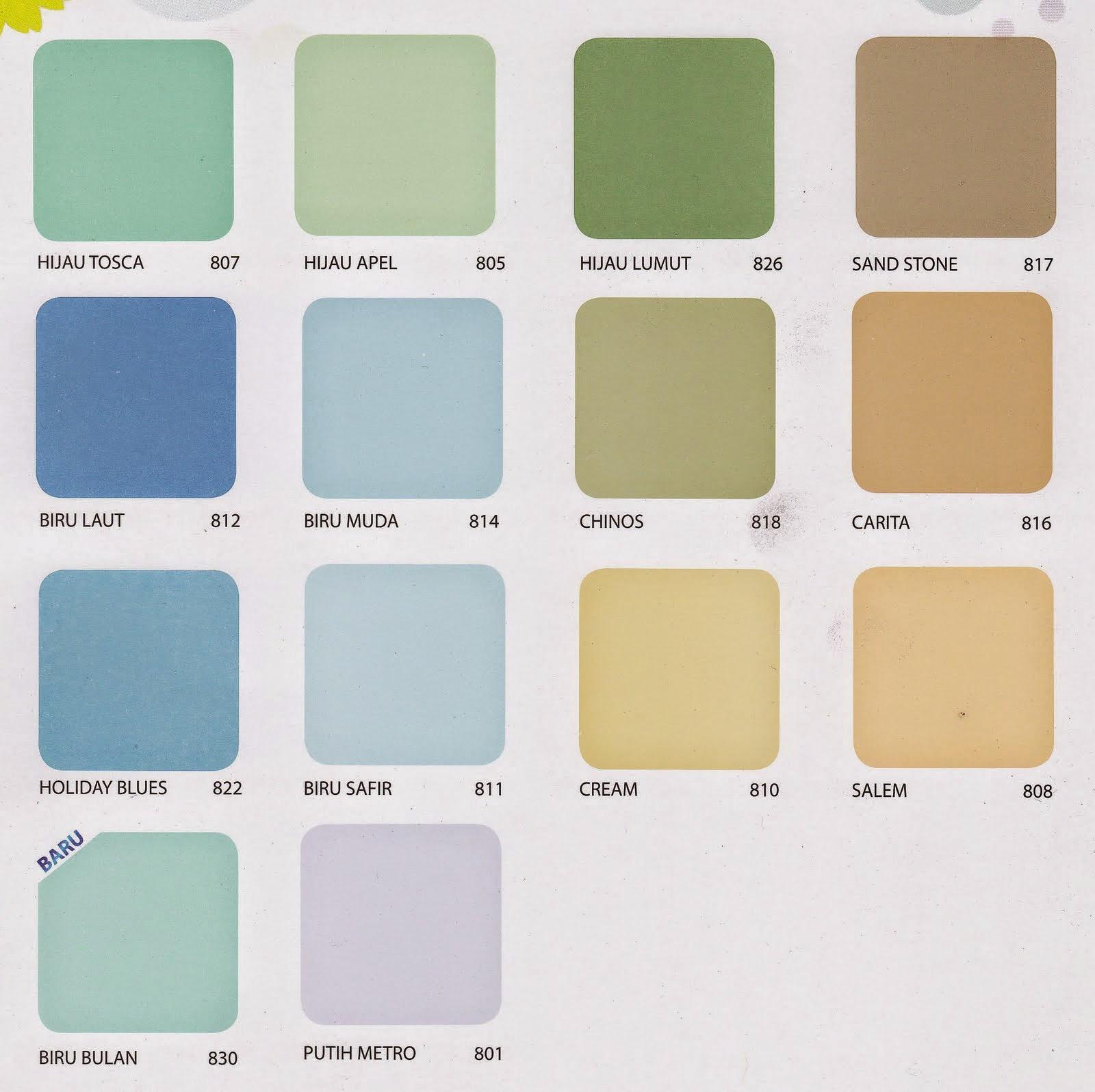 Warna Cat Yang Bagus Untuk Rumah Minimalis Modern Bookmark Information
